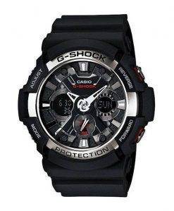 Casio G-Shock Analog-Digital GA-200-1A Mens Watch
