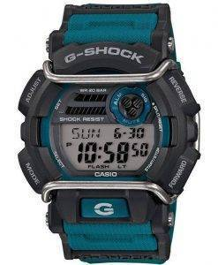 Casio G-Shock Flash Alert Super Illuminator 200M GD-400-2 Mens Watch