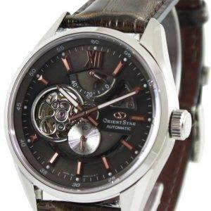 Orient Star Automatic Semi Skeleton Power Reserve SDK05004K DK05004K Mens Watch