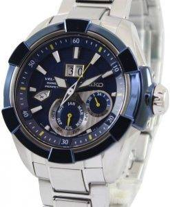 Seiko Velatura Kinetic Perpetual Calendar SNP117P1 SNP117P Mens Watch