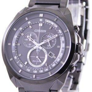 Citizen Eco Drive Chronograph AT2155-58E Mens Watch