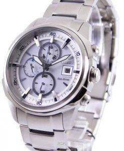 Citizen Eco Drive Chronograph CA0370-54A Mens Watch