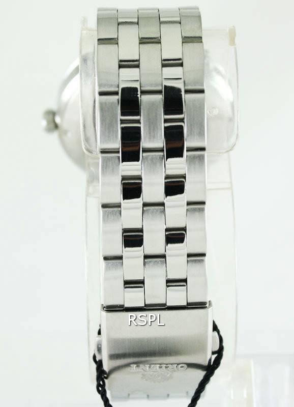 Orient Automatic Symphony Textured Black Dial ER2700BB Mens Watch