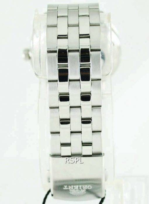 Orient Automatic Symphony Steel Textured White Dial ER2700CW Mens Watch