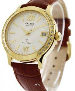 Orient Automatic Swarovski Crystals ER2E003W Womens Watch