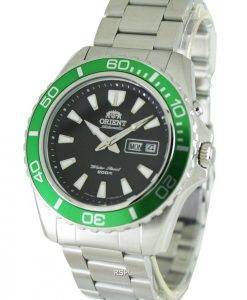 Orient Mako Diver Automatic EM75003B Mens Watch