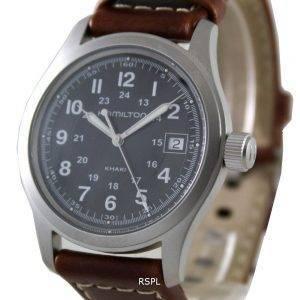 Hamilton Khaki Field Black Dial H68411533 Mens Watch