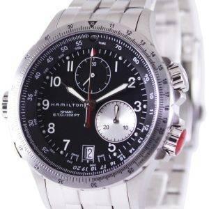 Hamilton Khaki ETO Chronograph H77612133 Mens Watch