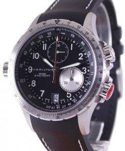 Hamilton Khaki ETO Chronograph H77612333 Mens Watch