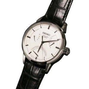 Seiko Presage Automatic Power Reserve 31 Jewels SARD009 Mens Watch