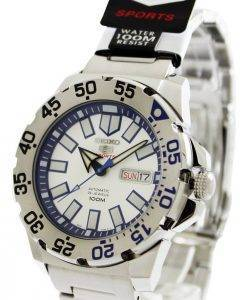 Seiko 5 Sports Automatic Monster SRP481K1 SRP481K SRP481 Mens Watch
