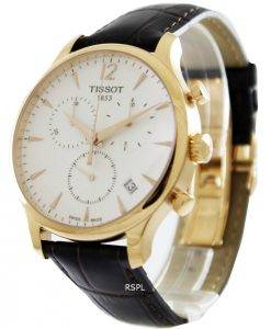 Tissot T-Classic Tradition Chronograph T063.617.36.037.00 Watch