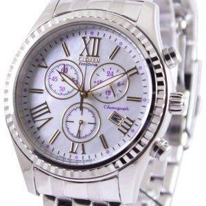 Citizen Eco-Drive AML Chronograph FB1360-54D Womens Watch