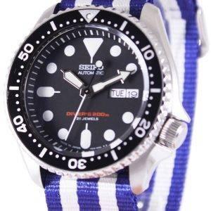 Seiko Automatic Diver's 200M NATO Strap SKX007J1-NATO2 Mens Watch