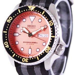 Seiko Automatic Divers 200M NATO Strap SKX011J1-NATO1 Mens Watch