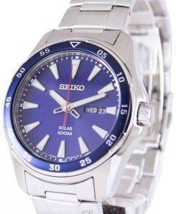 Seiko Solar 100M SNE391P1 SNE391P Mens Watch