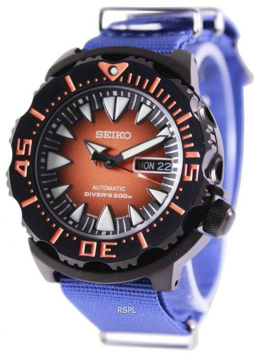 Seiko 5 Sports Automatic Divers 200M NATO Strap SRP311J1-NATO6 Mens Watch