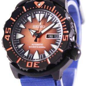 Seiko 5 Sports Automatic Divers 200M NATO Strap SRP311K1-NATO6 Mens Watch