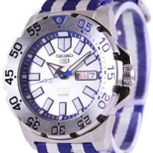 Seiko 5 Sports Automatic NATO Strap SRP481K1-NATO2 Mens Watch
