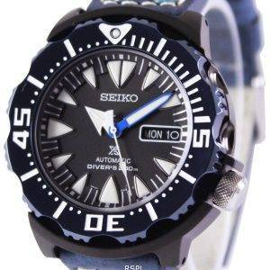 Seiko Prospex Air Diver 200M Ratio Blue Leather SRP581K1-LS5 Mens Watch