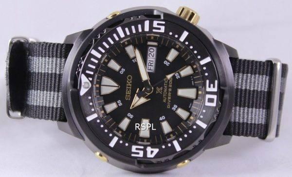Seiko Prospex Baby Tuna Automatic Divers 200M NATO Strap SRP641K1-NATO1 Mens Watch