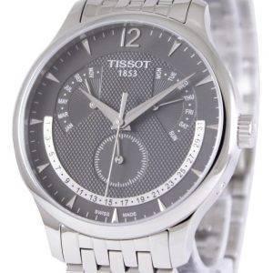 Tissot T-Classic Tradition Perpetual Calendar T063.637.11.067.00 Mens Watch