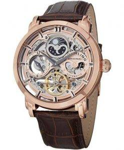 Stuhrling Original Anatol Automatic Dual Time 371.03 Mens Watch