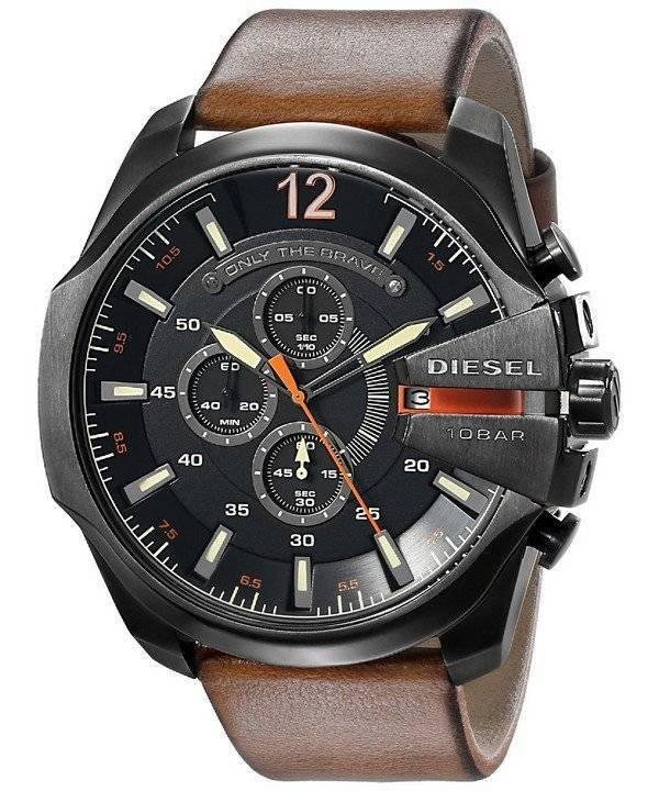 часы diesel mega chief dz4343 правило