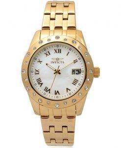 Invicta Angel Crystal Accented 17488 Womens Watch