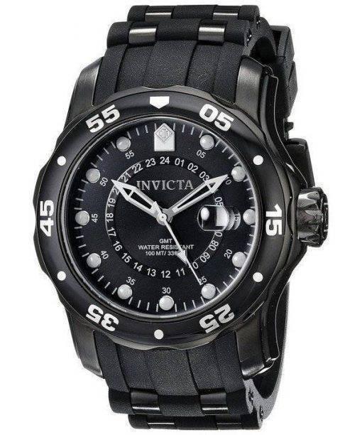 Invicta Pro Diver GMT 100M 6996 Mens Watch