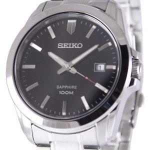 Seiko Neo Classic Quartz Sapphire 100M SGEH49P1 SGEH49P Men's Watch