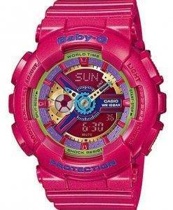 Casio Baby-G World Time BA-112-4A Womens Watch