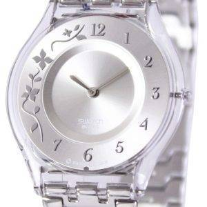 Swatch Classic Climber Flowery Swiss Quartz SFK300G Women's Watch