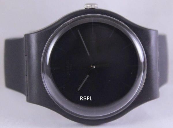 Swatch Originals Black Rebel Swiss Quartz SUOB702 Unisex Watch