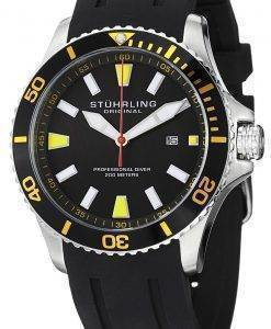 Stuhrling Original Aqua Diver Regatta Quartz 706.04 Mens Watch