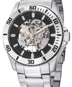 Stuhrling Original Antilles Automatic Skeleton 773.01 Mens Watch