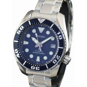 Seiko Automatic Prospex Diver 200M SBDC033 Mens Watch