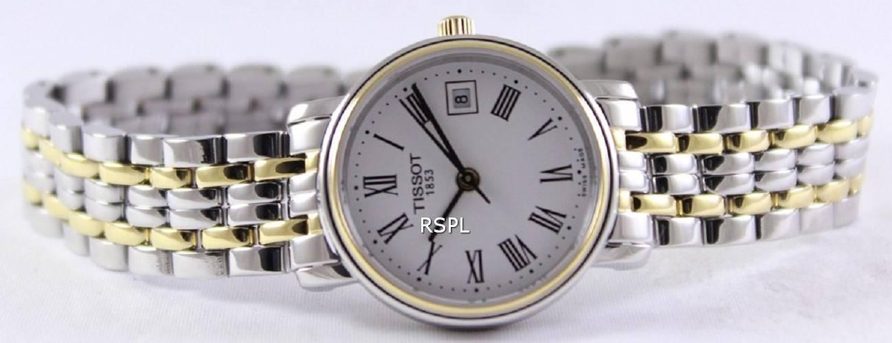 Tissot T-Classic Desire Small Lady T52.2.281.13 Womens Watch Singapore 4f11c31b97c