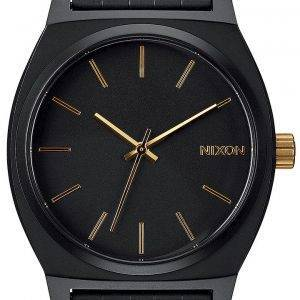 Nixon Quartz Time Teller 100M A045-1041-00 Mens Watch