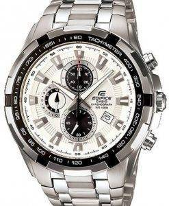 Casio Edifice Chronograph Tachymeter EF-539D-7AV Mens Watch