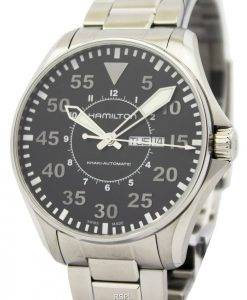 Hamilton Khaki Aviation Pilot Automatic H64715135 Mens Watch