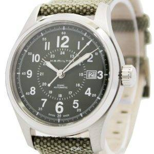 Hamilton Khaki Field Automatic H70595963 Mens Watch