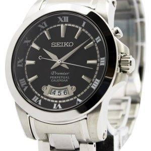 Seiko Premier Perpetual Calender SNQ147P1 SNQ147P Men's Watch