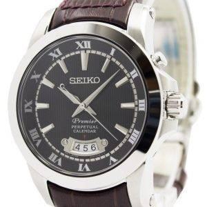 Seiko Premier Perpetual Calender SNQ149P1 SNQ149P Men's Watch