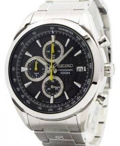 Seiko Quartz Chronograph SSB175P1 SSB175P Mens Watch