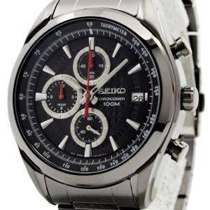 Seiko Quartz Chronograph SSB179P1 SSB179P Mens Watch