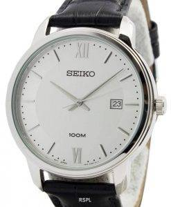 Seiko Quartz Neo Classic SUR201P1 SUR201P Mens Watch