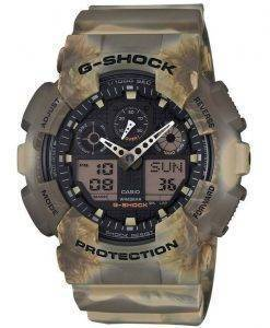Casio G-Shock Camouflage Series Analog-Digital GA-100MM-5A Mens Watch