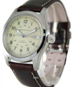 Hamilton Khaki Field Automatic H70455523 Mens Watch