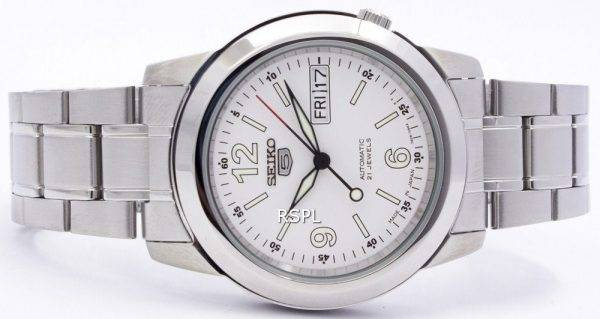 Seiko 5 Automatic 21 Jewels Japan Made SNKE57J1 SNKE57J Men's Watch